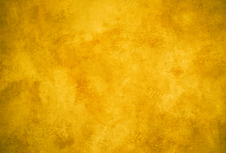 painterly: Classic yellow painterly texture or background  Stock Photo