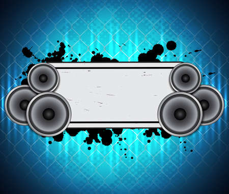 Music background Stock Vector - 14799631