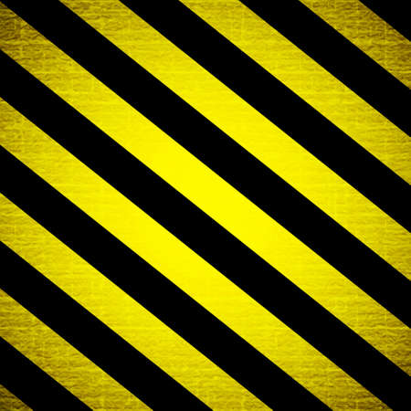Warning stripe background