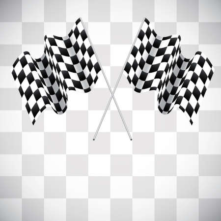 dirty car: Background with checkered flags