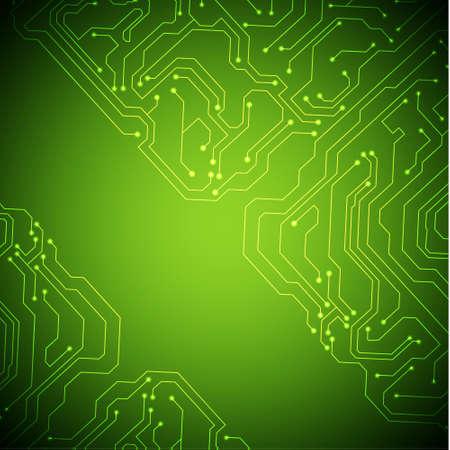 binary background: Technology background Illustration