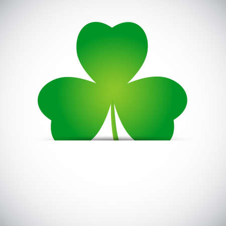 Clover background Vector