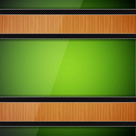 Wood background Stock Vector - 17696794