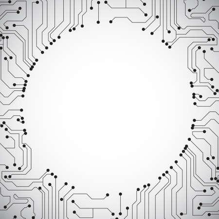 redes electricas: Tecnolog�a de fondo