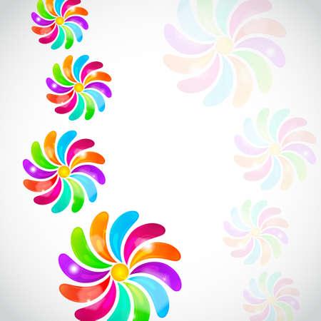 Flower background Stock Vector - 18026580