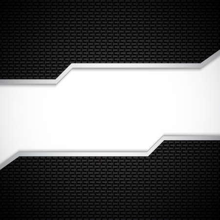 structure corduroy: Carbon fiber texture Illustration