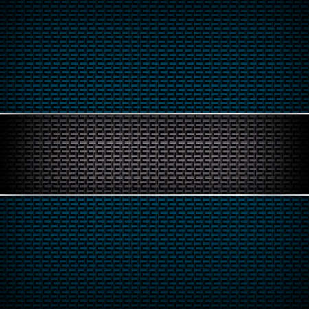 structure corduroy: Carbon fiber texture Illustration