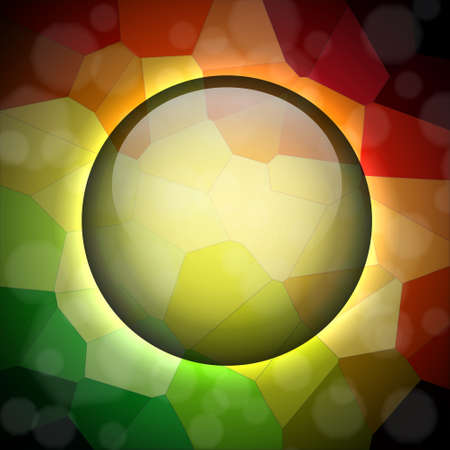 crystallize: Crystallize background
