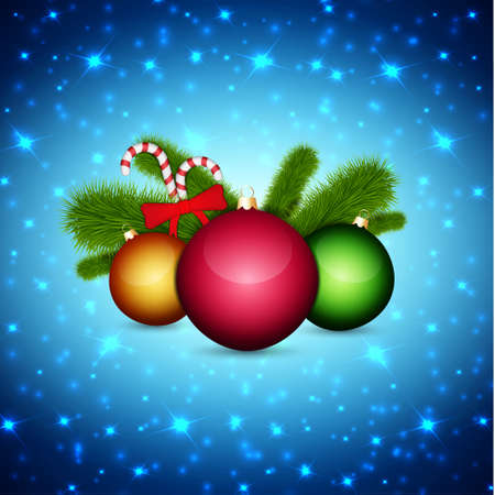 religious christmas: Christmas background. EPS10 vector Illustration