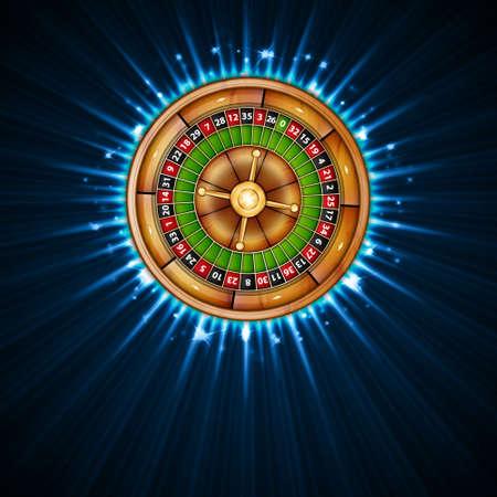 casino wheel: Roulette