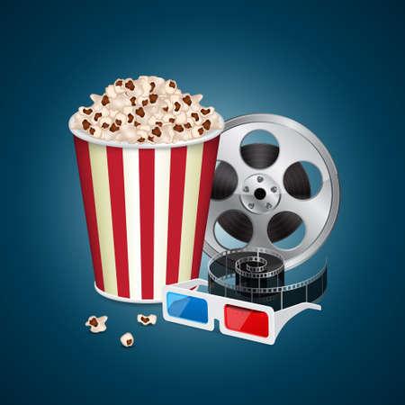 cinematograph: Movie template