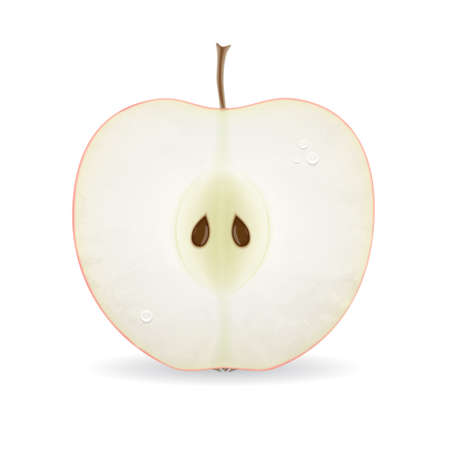 apple slice: Apple slice