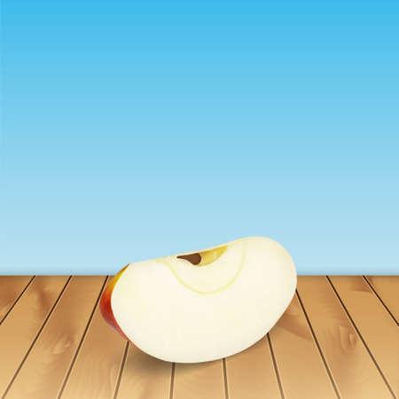 lobule: Apple louble