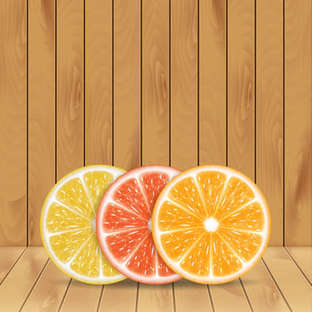 citrus fruits: Background with citrus fruits