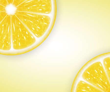 slices: Lemon slices