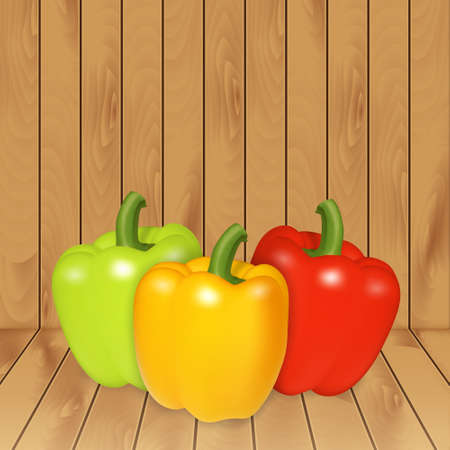 peppers: Bell peppers
