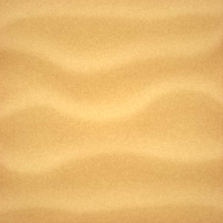 Sand. Background with sand texture. EPS10 vector Stock Illustratie