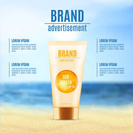 Diseño de productos cosméticos de protección solar