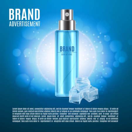 toner: Ice toner ads