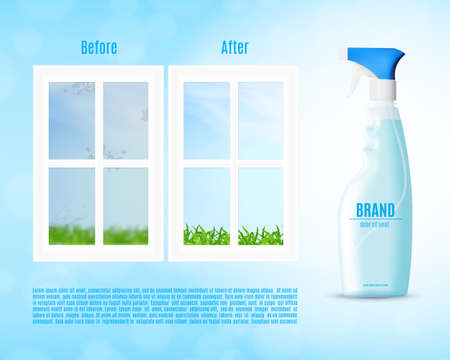 wipe: Window cleaning concept