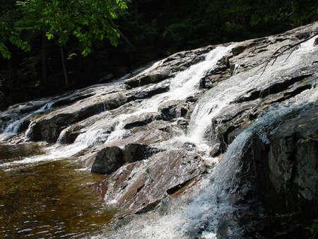 Waterfall near Kinsman Falls, NH
