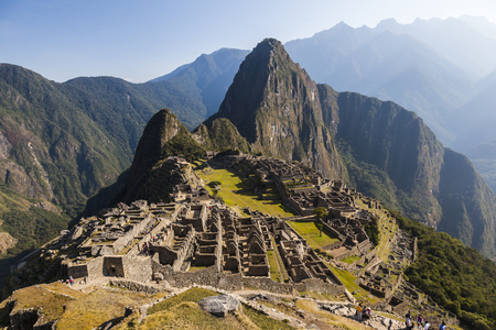 Machu Picchu, was designed Peruvian Historical Sanctuary in 1981
