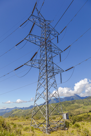 postes: Transmission tower enegia