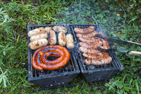 backpackers: Mini picnic grill, ideal for backpackers, Quito, Ecuador