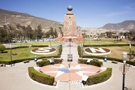 Midden van de World City Memorial