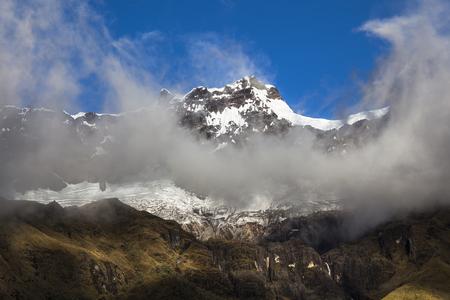 El Altar volcano Sangay National Park