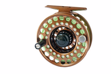 Reel for 5 weight rod photo