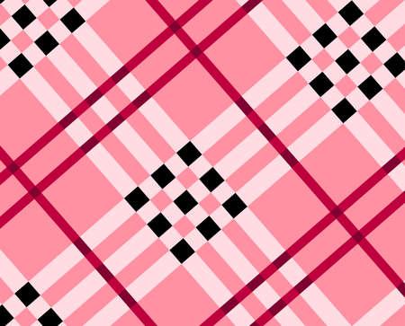 geometric plaid texture, background