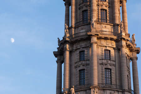 Cupola of the ALTES RATHAUS, BERLIN, GERMANY Stock Photo - 13012391