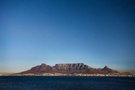 south western: Table Mountain, Cape Town, South Africa