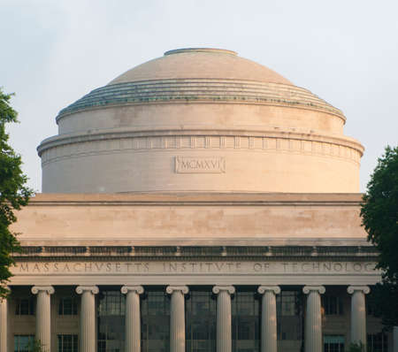 institute of technology: Massachusetts Institute of Technology MIT in Boston Editorial