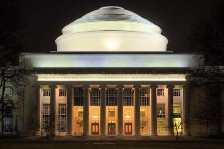 Massachusetts Institute of Technology MIT in Boston Stock Photo - 17146798