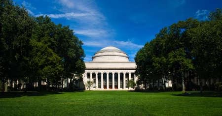 Massachusetts Institute of Technology MIT in Boston Stock Photo - 17146800