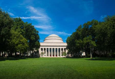 Massachusetts Institute of Technology MIT in Boston Stock Photo - 17146801