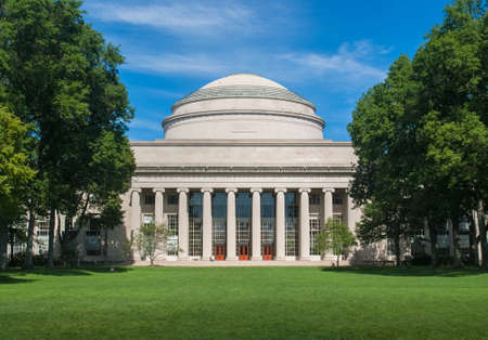 Massachusetts Institute of Technology MIT in Boston Editorial