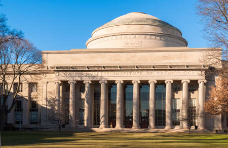 Massachusetts Institute of Technology MIT in Boston Stock Photo - 17146805