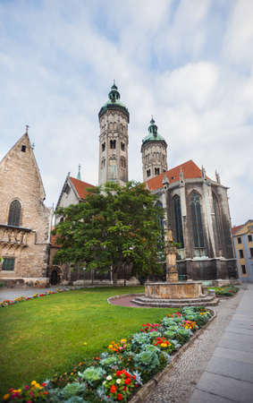 dom: Naumburger Dom (Naumburg Cathedral), Naumburg an der Saale, Germany