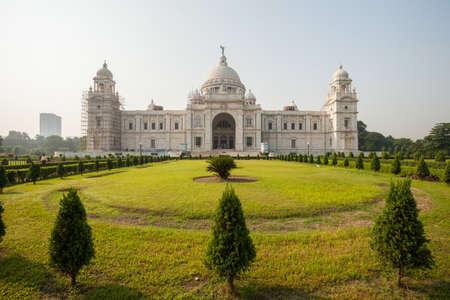 kolkata: The Victoria Memorial in Kolkata, India