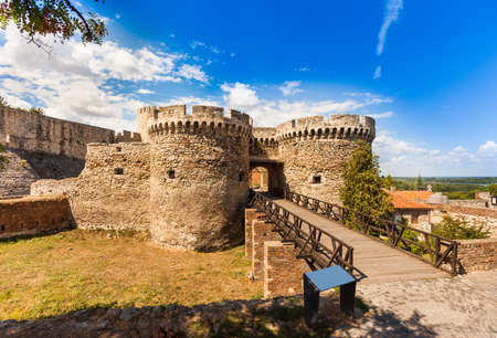 Zindan Gate (Kapija) Complex, Kalemegdan Fortress, Belgrade, Serbia