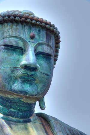 Buddha of Kamakura Japan Stock Photo - 4658258