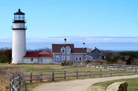 Cape Cod Light photo