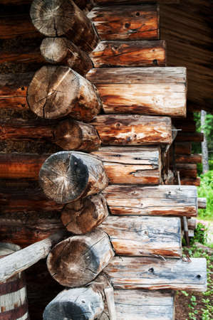 conner: Conner of Log Cabin on the Chena Village