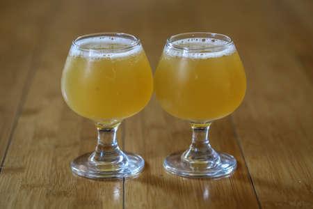 Craft Beer Tasting Imagens