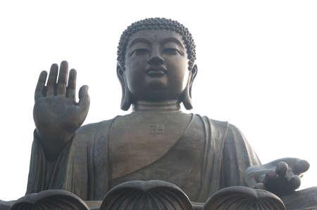 Hong Kong Big Tian Tan Buddha and Po Lin Monastery