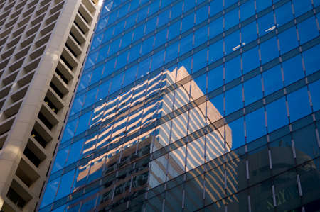 Hong Kong Commercial Building Admirlty Central Business Financial Centre Skyline Skyscraper Bank Stok Fotoğraf