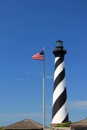 Cape Fear North Carolina Lighthouse